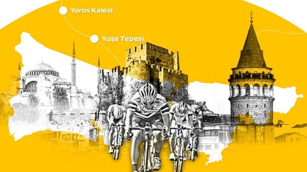 İstanbul yol bisiklet yarışı için geri sayım başladı