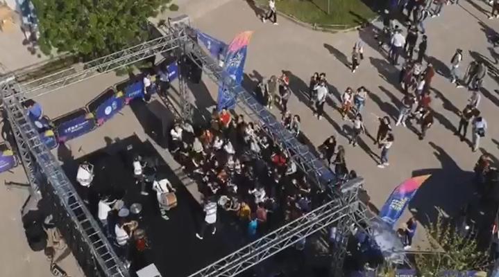 Balıkesir Koç Spor Fest'ten renkli görüntüler...