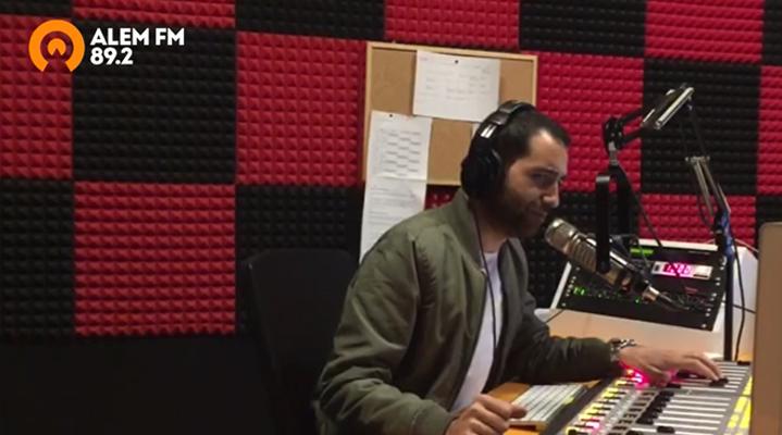 Alem FM'de Umut Kuzkaya'dan 'Demedi Deme'