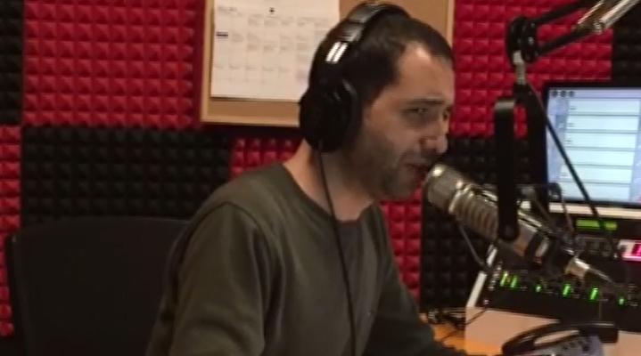 Alem FM'de Umut Kuzkaya'dan 'Gözlerin Kal Diyor'