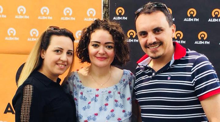 Füsun Tuncer Bursa'da dinleyicileriyle buluştu!