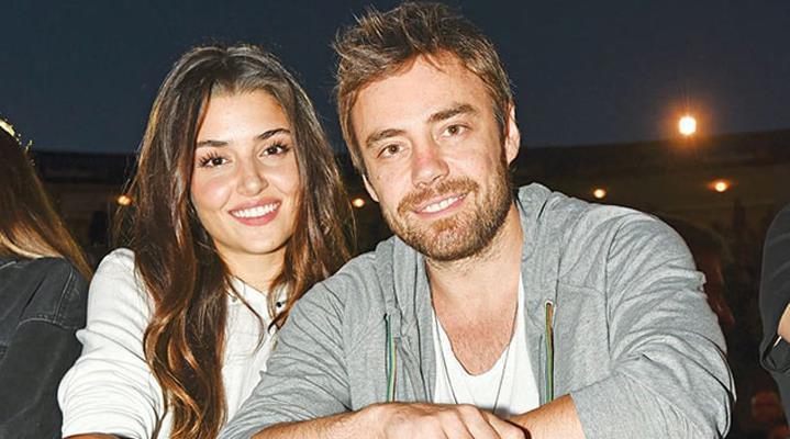 Murat Dalkılıç'ın sevgilisinden romantik paylaşım!